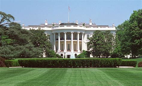 The White House Org by The White House White House Infraestructure