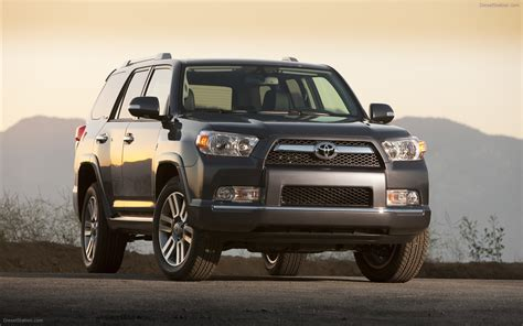 Toyota 4runner Sr5 2012 Toyota 4runner Limited 2012 Widescreen Car Image