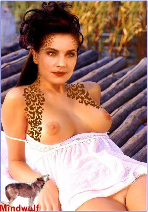 Jadzia Dax Swimsuit Sex Porn Images
