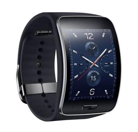 Samsung Gear S Smartwatch Stylish samsung gear s smartwatch freshness mag
