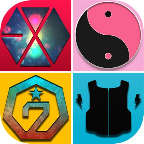 logo kpop idol kpop quiz guess the logo play softwares an4y1fhg04gt mobile9