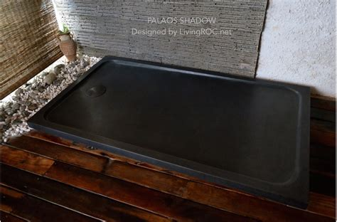 Bathroom Shower Trays 1200x1000 Black Granite Bathroom Shower Tray Kiaora Shadow