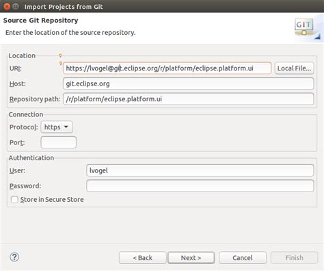 git gerrit tutorial eclipse ide platform development tutorial