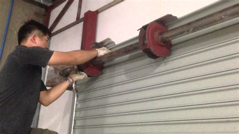 how to adjust springs on garage door simple guide on adjust a torsion garage door ward