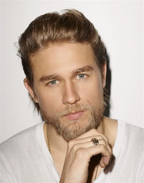 how to cut my hair like jax teller charlie hunnam jax teller long comb back hairstyle