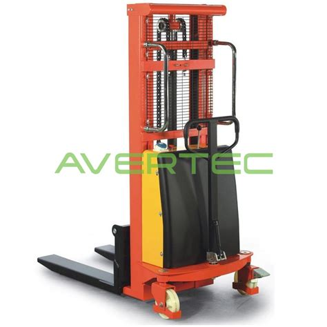 electric platform stacker malaysia electric platform