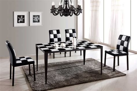 black and white dining room ideas the best simple dining room ideas amaza design
