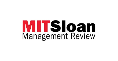 Open Mba Technology Management Review by Mit Technology Review Pdf