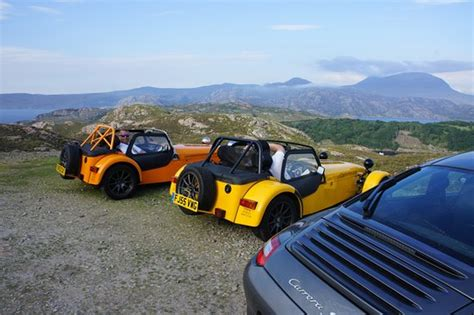caterham hire scotland applecross to fearnmore road picture of highland