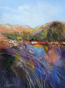Landscape Pictures By Artists 25 Best Ideas About Abstract Landscape Painting On