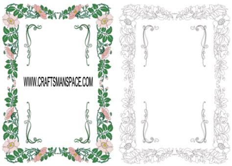 clipart vettoriali gratis telaio floreali vettoriali gratis immagini vettoriali