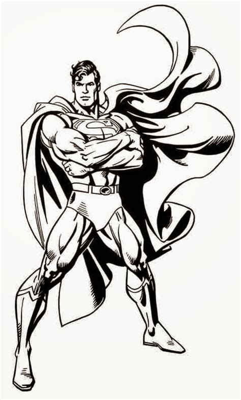 craftoholic superman man of steel coloring pages