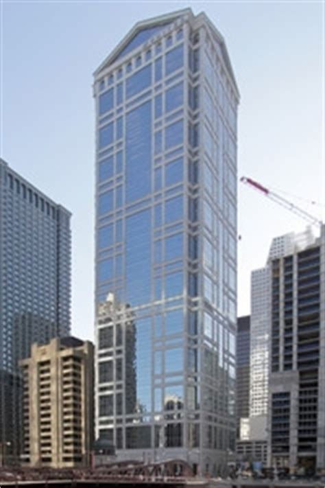 Capital One Chicago Office by Capital One Subleasing Large Office From United Airlines