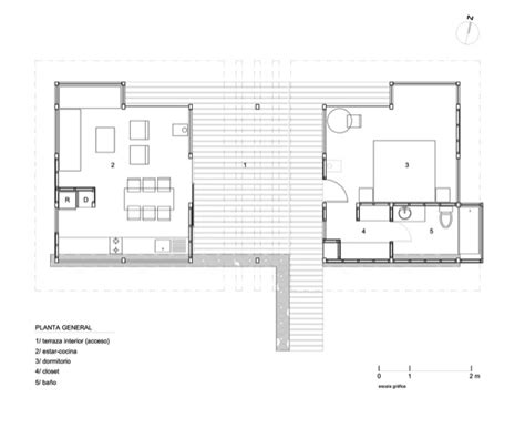 longhouse floor plans incredible 500 square foot small house on a cliff with