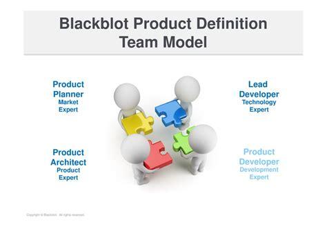design team definition blackblot product management expertise blackblot