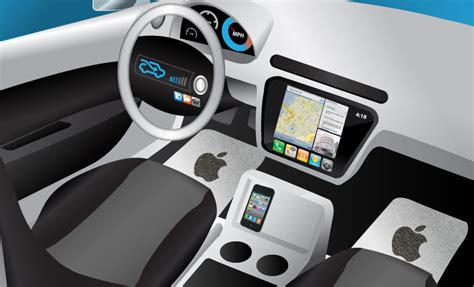 Apple Auto by New Rumor Says Apple Is Working On A Car