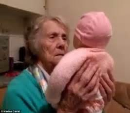 annabelle doll jokes maxine daniel s grandmother with dementia is given a baby