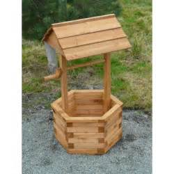 woodwork wishing well planter plans pdf plans