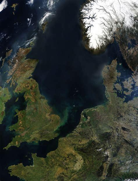 North Sea Wikipedia Picture Of
