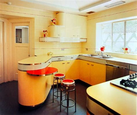 50s kitchen ideas i a 50s kitchen but i especially the swivel out surface that acts as a breakfast