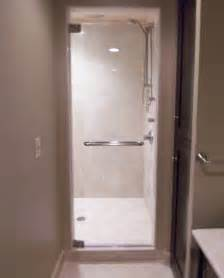Shower Frameless Doors Single Shower Doors Frameless Shower Doors