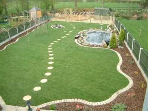 Landscaping Ideas For Large Backyards Bedroom Carpet Colors Large Garden Design Ideas Large Backyard Garden Ideas Garden Ideas