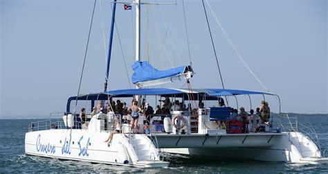 catamaran in cuba cuba varadero catamaran mario fr 233 chette