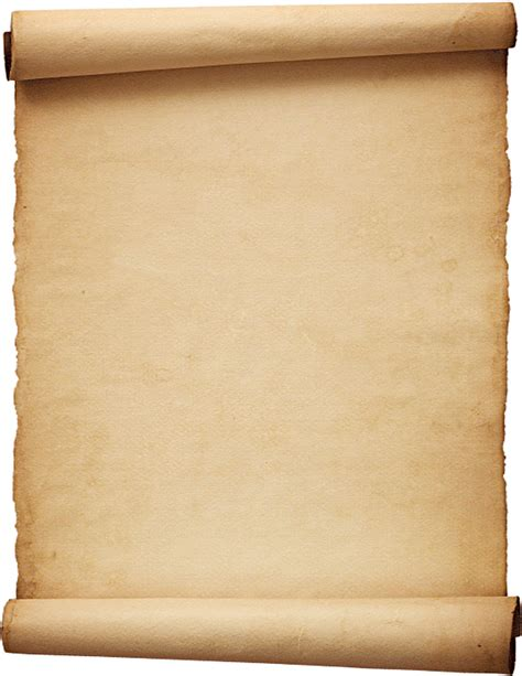 ancient scroll template blank parchment paper cliparts co