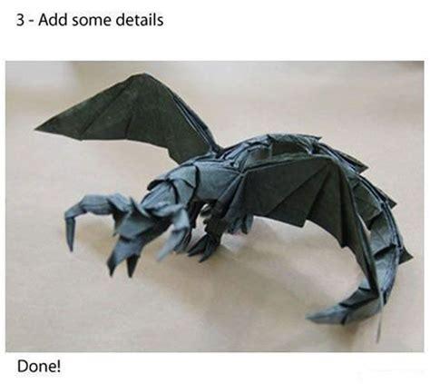 Cara Membuat Origami Naga - how to make origami in 3 simple steps