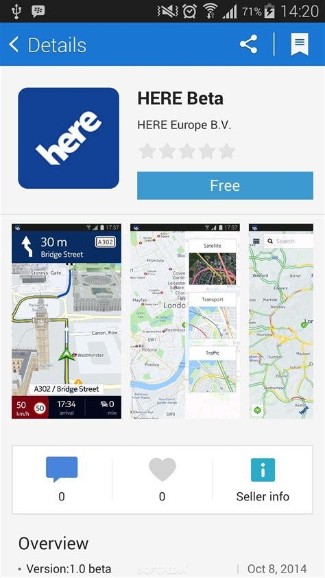 here maps android nokia here maps beta for android now available for on samsung galaxy smartphones