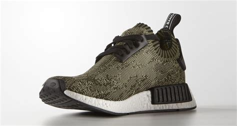 Sepatu Adidas Nmd R1 Prime Knit Yellow Pack Premium Original adidas nmd r1 primeknit camo pack