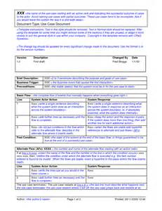 use narrative template doc best photos of template of use cases use narrative
