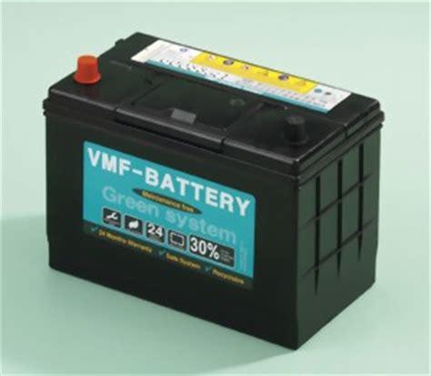 Accu Mobil 12 V vmf 60033 onderhoudsvrije accu 12 volt 100 ah advitek
