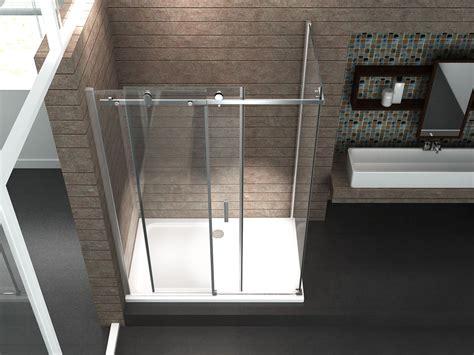 schiebetür 80 cm duschkabine tela 140 x 90 x 200 cm inkl duschtasse