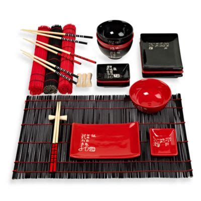 sushi making kit bed bath and beyond buy sushi serveware from bed bath beyond