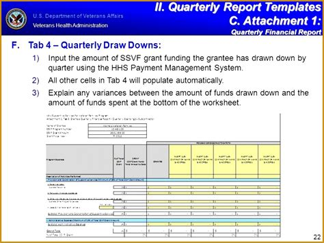 quarterly financial report template 4 quarterly financial report template fabtemplatez