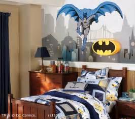 batman room bedding