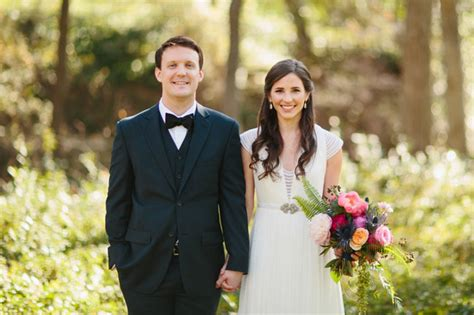 Wedding Photo by Whimsical Pink Gold Dallas Wedding Emily Eric
