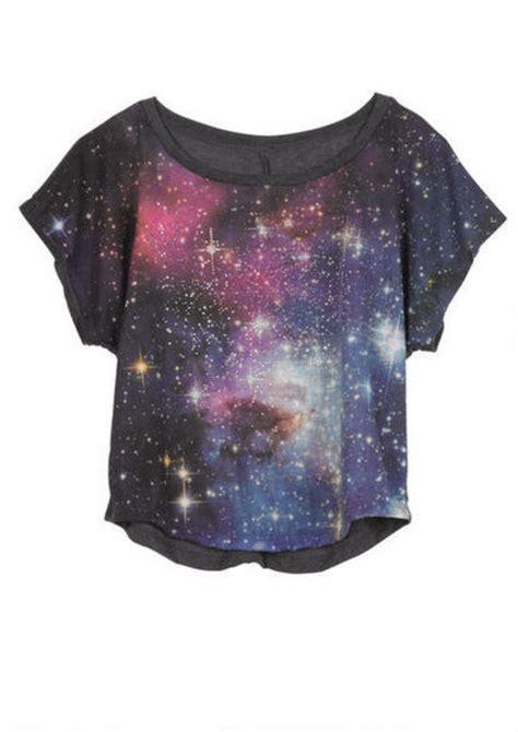 Shirt: galaxy print, galaxy print, cute, galaxy shirt