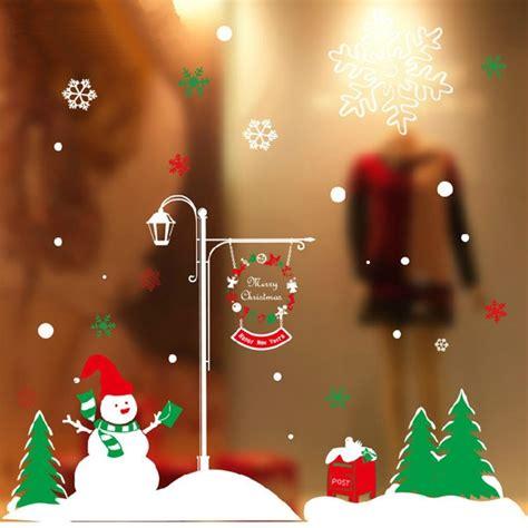 diy home decor christmas diy christmas wall sticker home decor christmas christmas