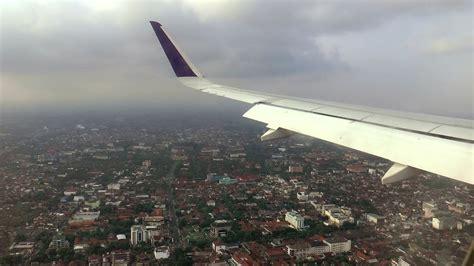 batik air upg cgk hd batik air a320 beautiful flight from jakarta cgk to