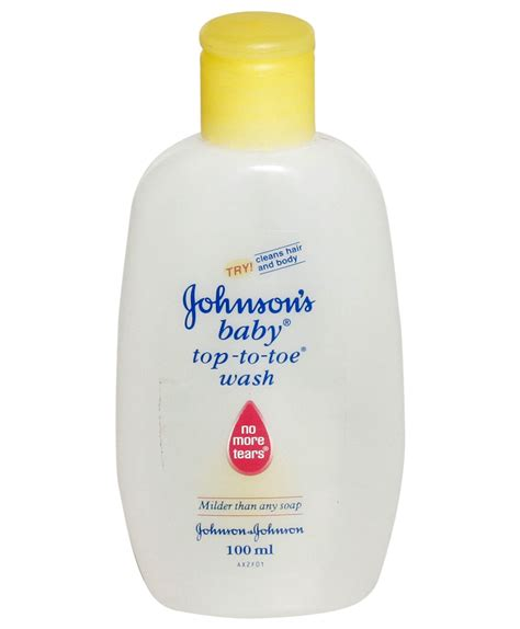 Shoo Johnson Baby top to toe johnsons baby top to toe wash