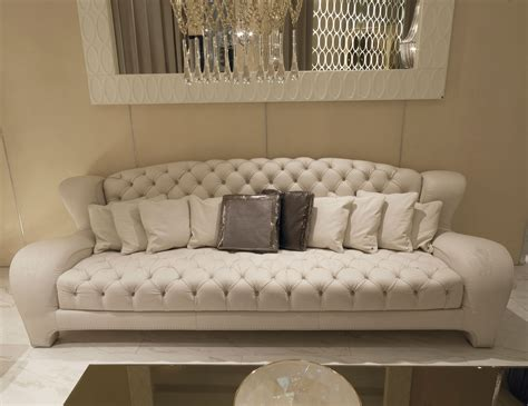 italian loveseat sofa design dubai tufted italian sofas cream color