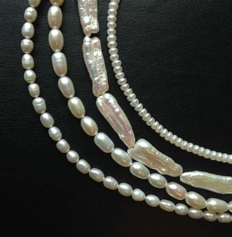 Styles That Stick Strand Of Pearls by Different Types Of Pearls To Use In Your Jewelry Designs