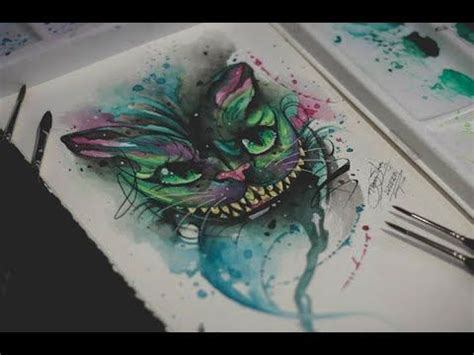 watercolor tattoo tutorial 44 best tutorials images on water