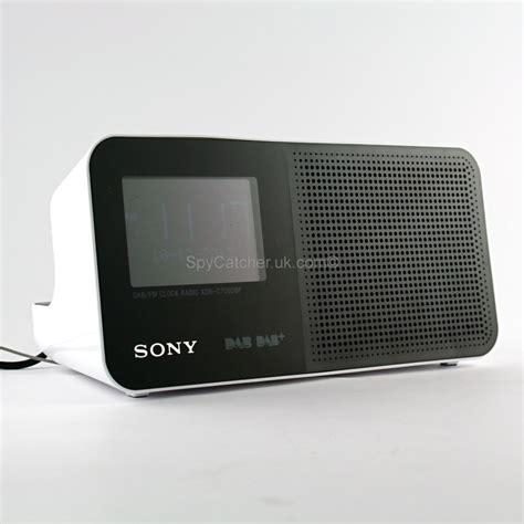 Sony Radio sony dab radio with 3g and microphone