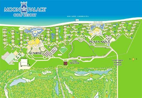 palace resort cancun map moon palace map favorite places spaces