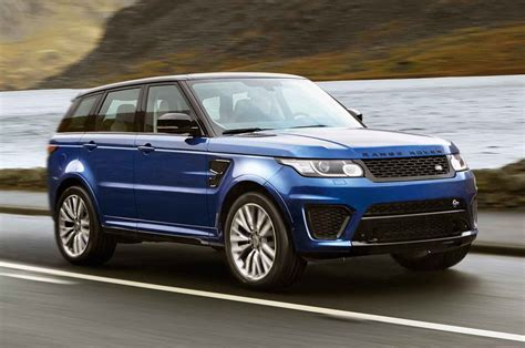 range rover sport 2015 2015 range rover sport svr revealed photos 1 of 14
