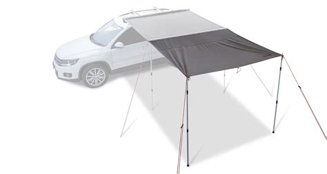 awning extensions sunseeker 2 0m awning extension 32111 rhino rack