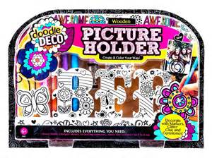 doodle deco picture holder object moved